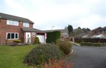 semi detached property in Melbury Drive, Lostock...