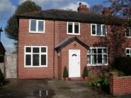 semi detached property for sale in Adey Road, Lymm...