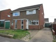 2 bed semi detached property in Cookham Close...