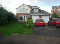 Detached home for sale in Nevada Close, Warrington