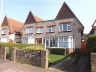 semi detached house in Haymes Road, Worthing