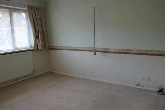 Bedroom - One