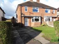3 bedroom semi detached house in Novi Lane, Leek