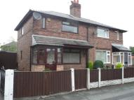 2 bedroom semi detached property to rent in Reynold Street, Latchford
