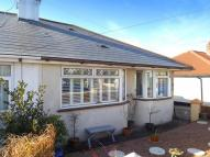 Bungalow in Woodford Crescent...