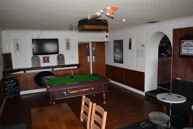 Pool Room/Snug