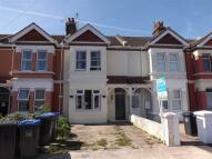 Terraced home in Westcourt Road, Worthing