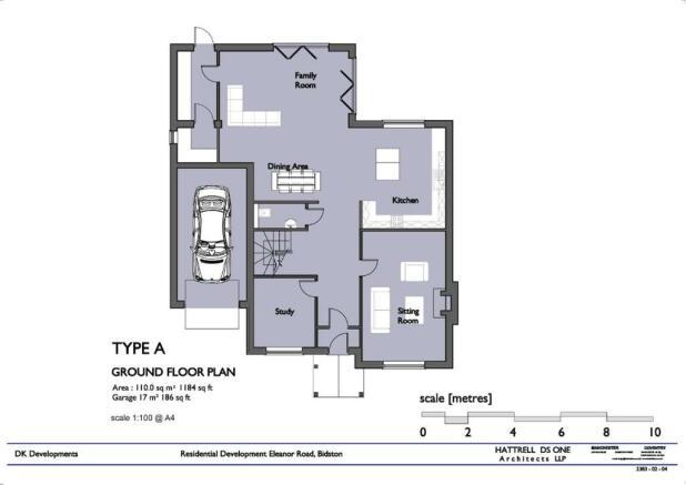Type A Ground Floor