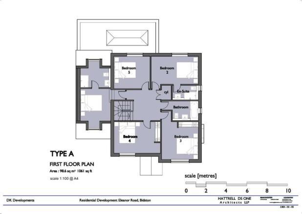 Type A First Floor