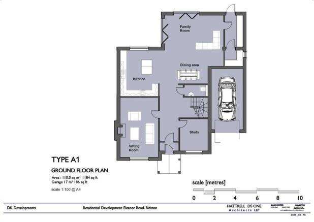 Type A1 Ground Floor
