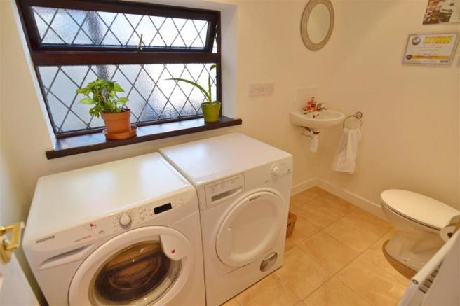 Utility Room / WC