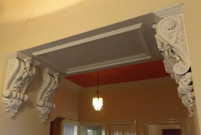 Decorative Corbels