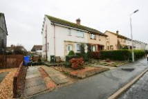 semi detached house in Barward Road, Galston...