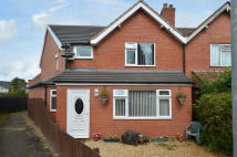 semi detached home for sale in Beacon Close, Rubery...
