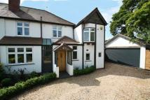 Groveley Lane semi detached house for sale