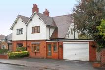 semi detached home for sale in Old Birmingham Road...