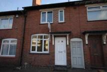 2 bed Terraced house to rent in WOLLASTON - Vicarage Road