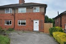 3 bed semi detached house to rent in WOLLESCOTE - Ashfield...