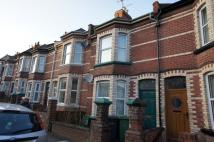 Terraced home in Park Road Exeter EX1