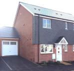 3 bed new property to rent in Higher Meadow Cranbrook...
