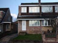 semi detached house in 45 Charlton Drive...