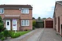 semi detached home in Middle Close, Darton...