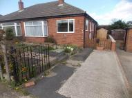 Semi-Detached Bungalow in Squirrel Hall Drive...