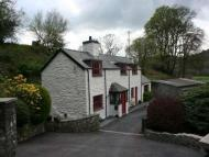 3 bedroom Detached house in Dol y Bont Cwmllinau...