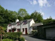 3 bedroom Detached house in Dol y Bont Cwmllinau...