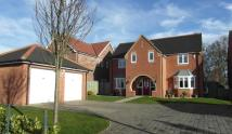4 bed Detached home for sale in Wellington Drive...