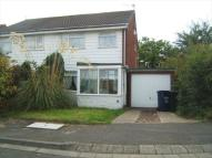 3 bed semi detached house in Launceston Close...