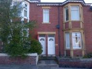 Flat to rent in Audley Road...