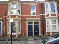 Flat to rent in Forsyth Road, Jesmond...