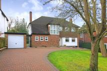 Detached property in Moss Lane, Pinner