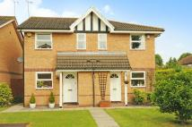 2 bed semi detached property in Hazelwood Close...