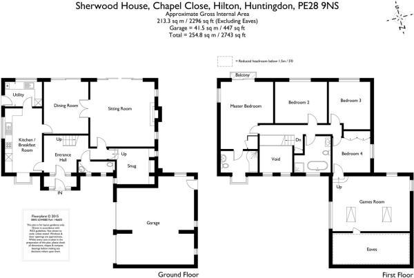 Sherwood House 14660