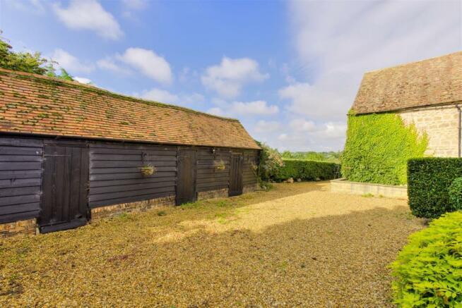 The Manor House Barn