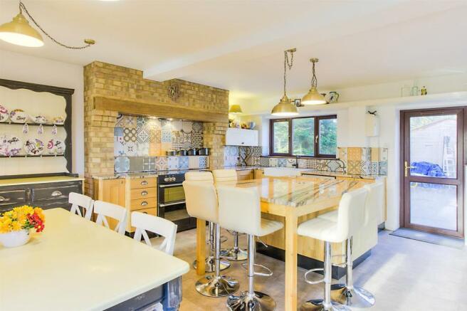 Willow End Kitchen -
