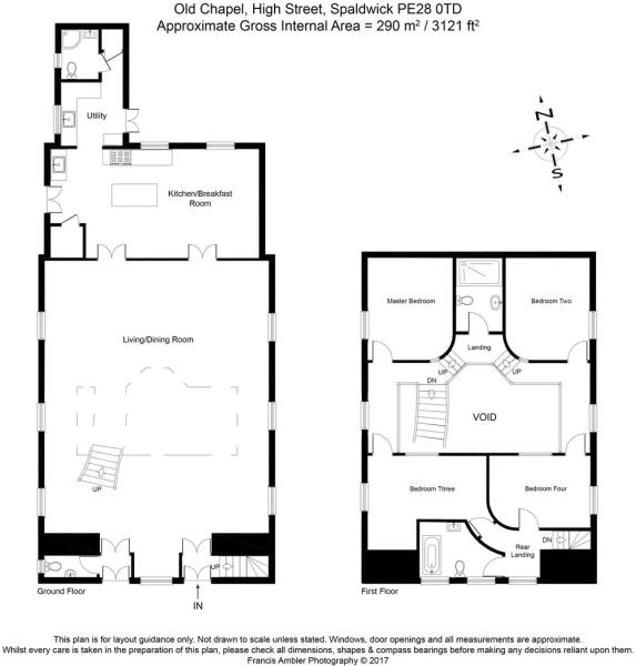 Old Chapel, High Street floor plan.jpg