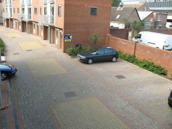 Secure Parking...
