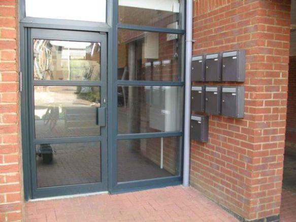 Block Entrance...