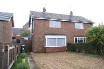 2 bed semi detached house to rent in Lancaster Crescent...
