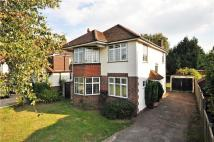 3 bedroom Detached house in Bradbourne Vale Road...