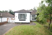 Seal Road Semi-Detached Bungalow for sale
