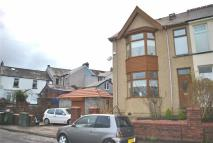 semi detached property for sale in Elm Grove, Aberdare...