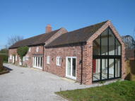 Barn Conversion in Dorrington Lane, Woore...