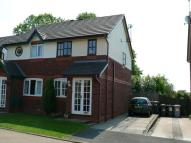 semi detached home in Minster Court, Wistaston...