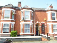 Terraced house in Walthall Street, Crewe...