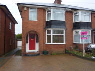 3 bedroom semi detached home in Bristol Road South...