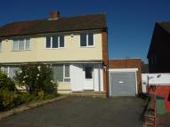 3 bedroom semi detached property in Cutsdean Close...